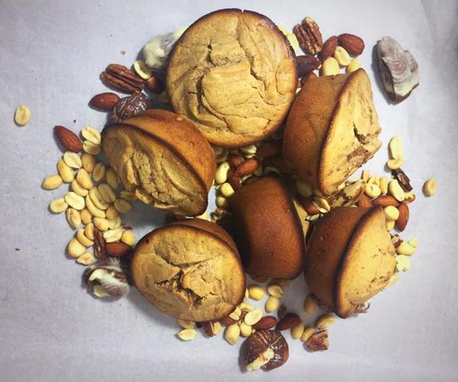 Peanut Butter Muffins