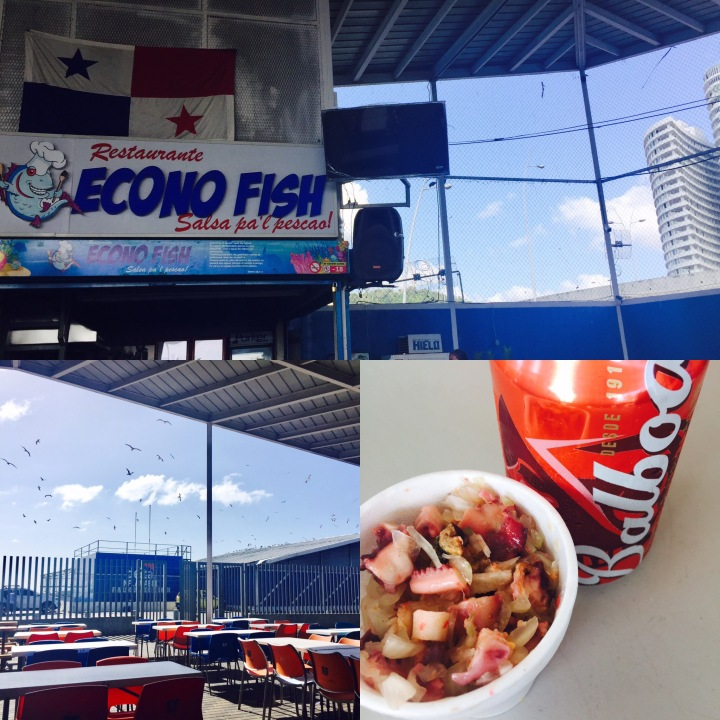 Seafood Restaurant in Panama City