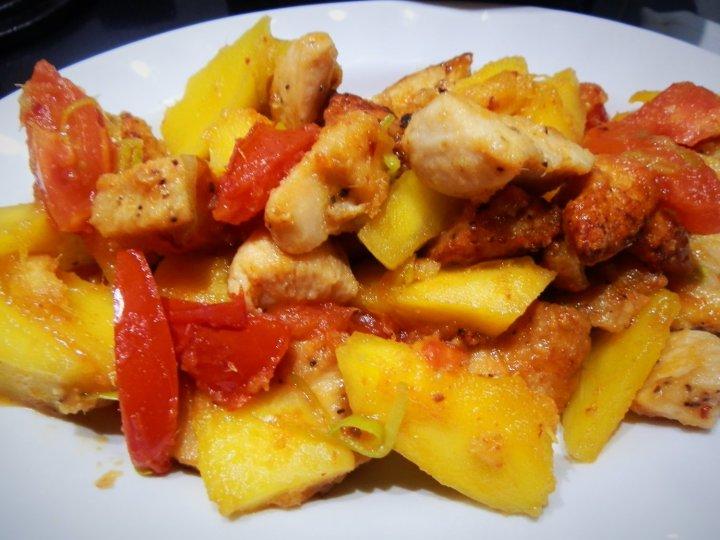 Chicken Mango Tango