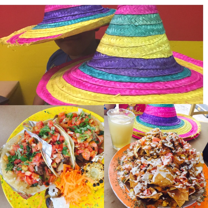 Eating Out In Panama, Orale Mexican