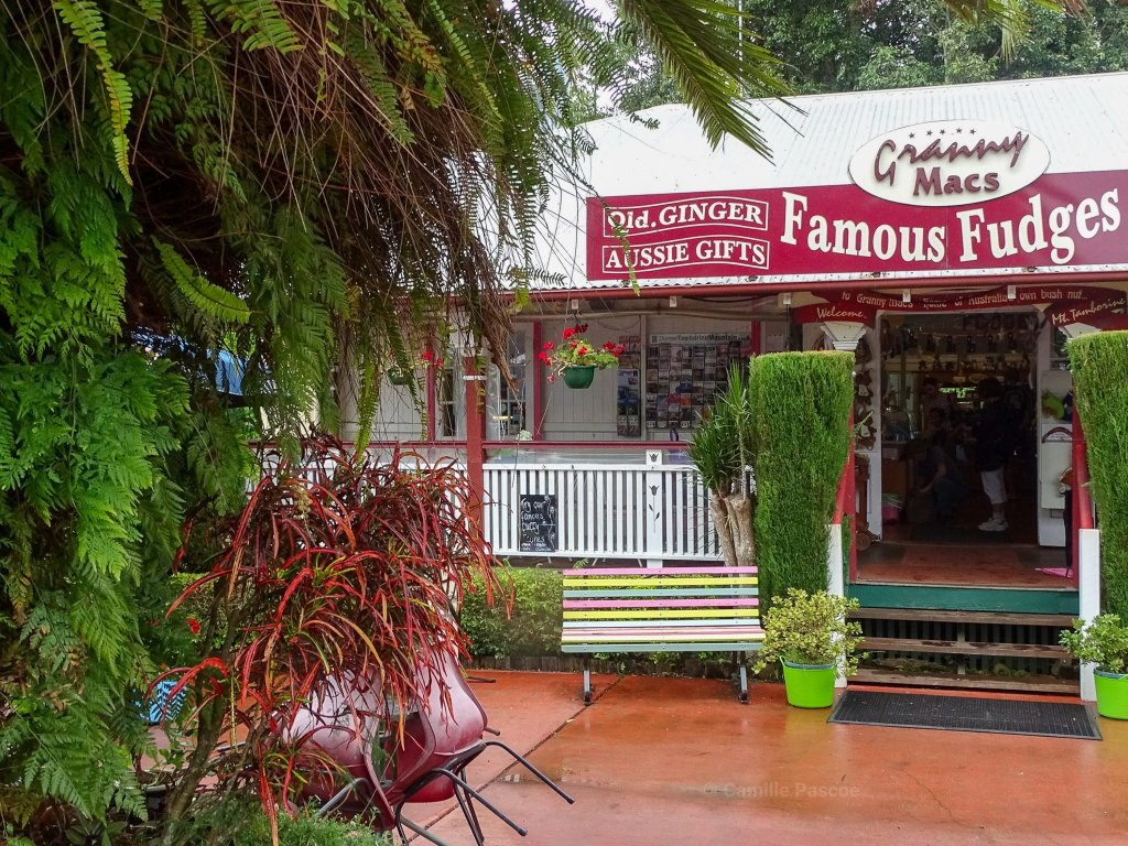 Shops At Gallery Walk Mount Tamborine