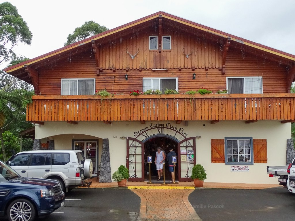 German Cuckoo Clock Shop, Mount tamborine